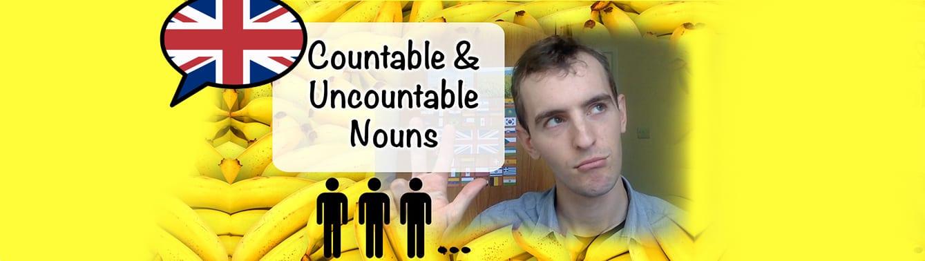 Countable Nouns English lesson