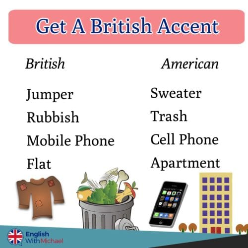How to Get a British Accent - English With Michael