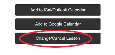 Change or Cancel Lessona