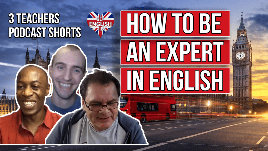 How to be an expert in English Ken Get English Tips