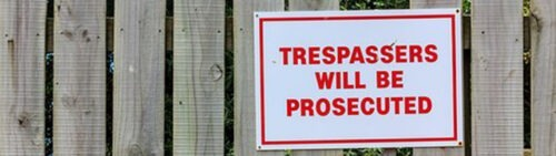 Trespassers Passive